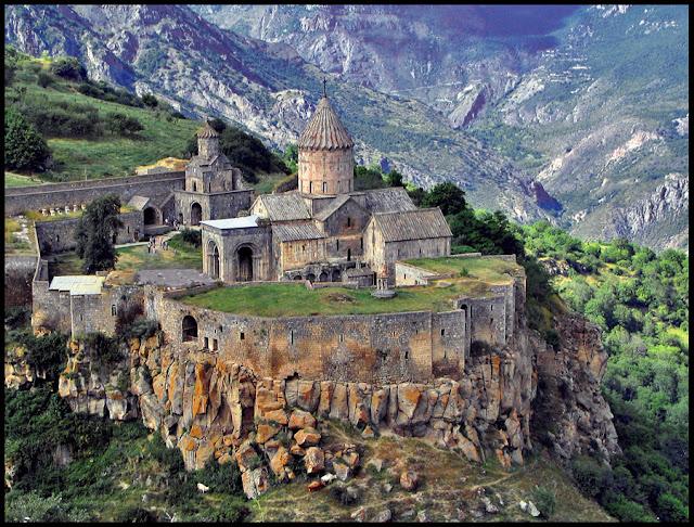 KHÁM PHÁ ĐẤT NƯỚC ARMENIA- PHẦN 1