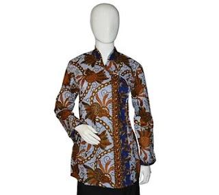 Model Baju Seragam Guru Wanita Modern