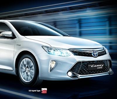 Mengenal Camry Hybrid Sebagai Bagian Toyota Hybrid Indonesia