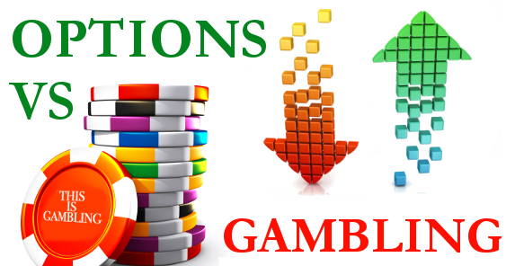 Binary options like gambling