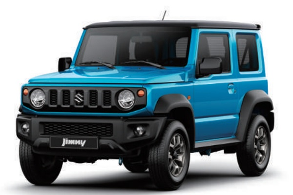 Suzuki Jimny 2019 Argentina