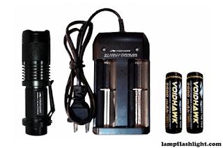 VoidHawk Flashlights - Mini-Raptor-UPGRADED-SET