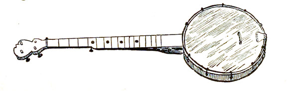 Banjo instrument plans - How to make a banjo music instrument - DIY Projects