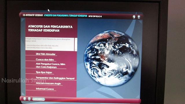 Fasilitas yang ada di Perpustakaan Taman Pintar Yogyakarta