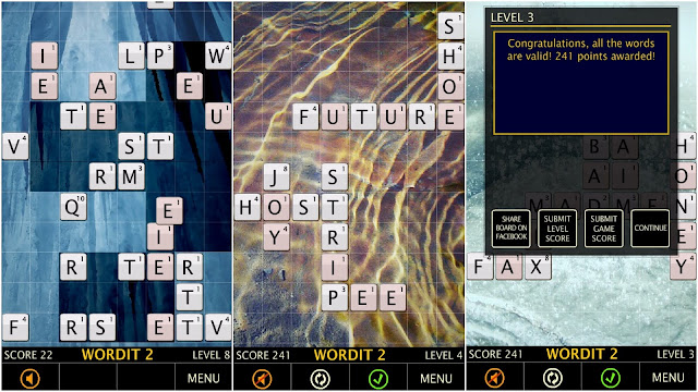 WordIt2 Android Game Screenshot