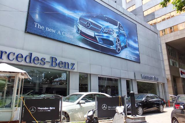 Mercedes-Benz-Vietnam-hanoi メルセデスベンツベトナムハノイ