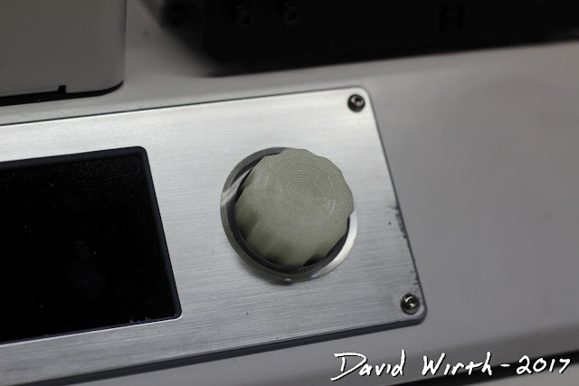 mp select mini upgrades, how to, parts, .stl, button