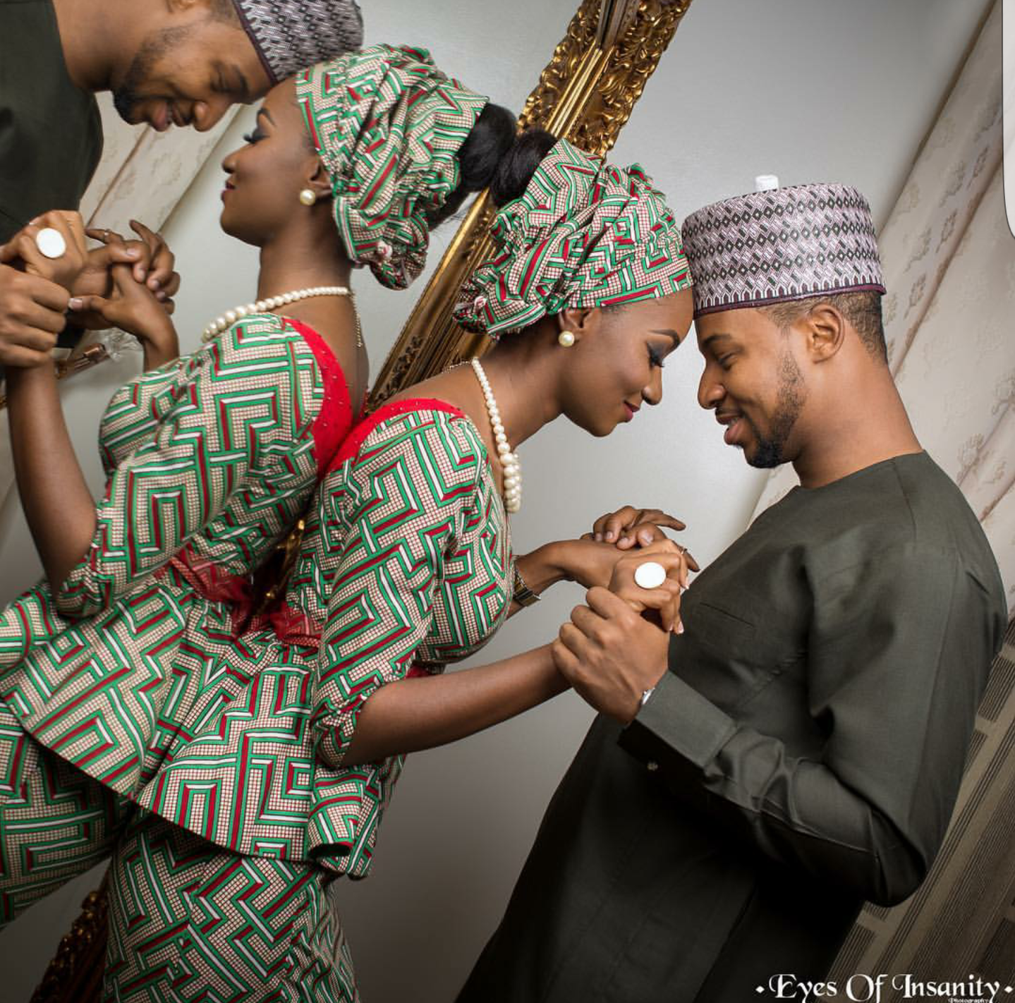 Abdulsalami Abubakar's Son's Pre-Wedding Photos
