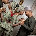 Checkout Ex Head Of State, Abdulsalami Abubakar's Son's Pre-Wedding Photos
