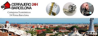 ¿Necesita un cerrajero económico 24 horas en Barcelona?