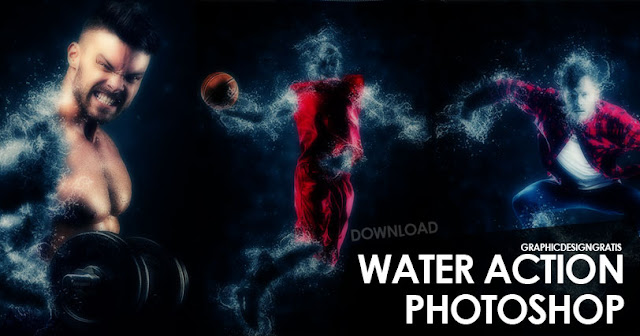 Download Water Action Photoshop Free