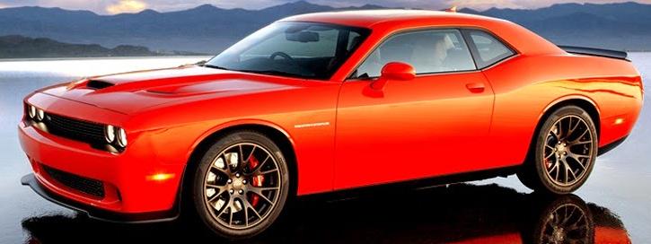 2017 Dodge Challenger Hellcat SRT8