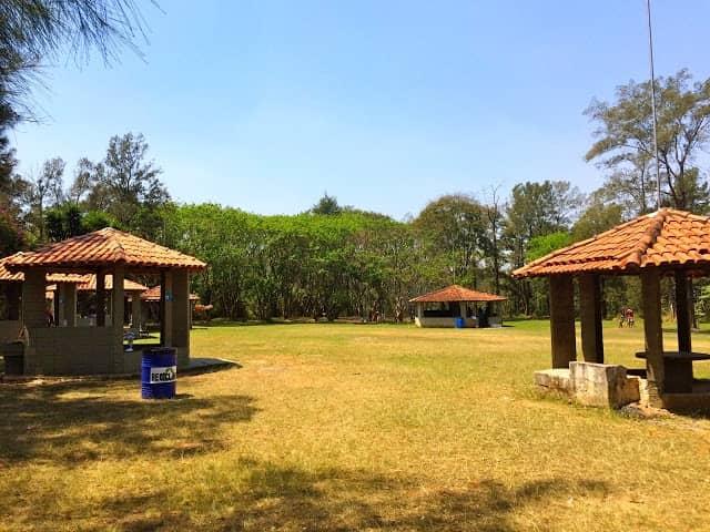 Parque Ecológico de Barueri (ex-Parque Ecológico do Tietê - Núcleo Ilha do Tamboré)