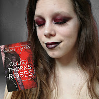 Latest book inspired make-up tutorial!
