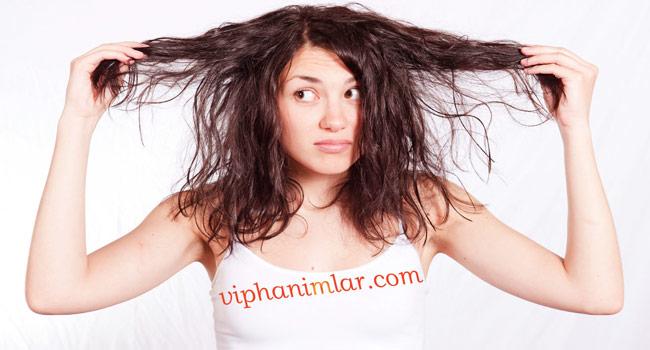 Yağlı Saçlardan Kurtulmak İçin 6 Öneri