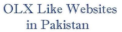 OLX Like Websites in Pakistan