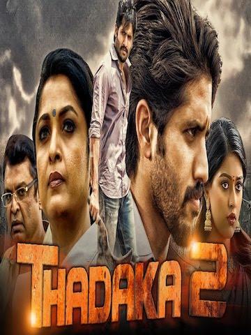 Thadaka 2 (2019) Hindi Dubbed Full Movie Download