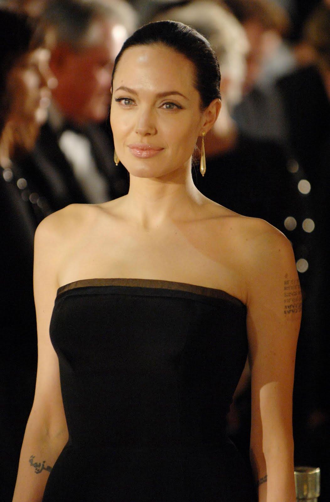 Black Angelina