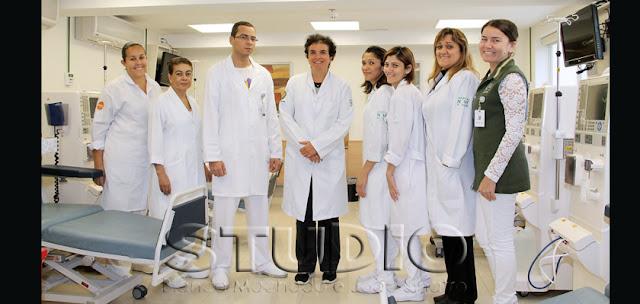 fotos de equipe medica