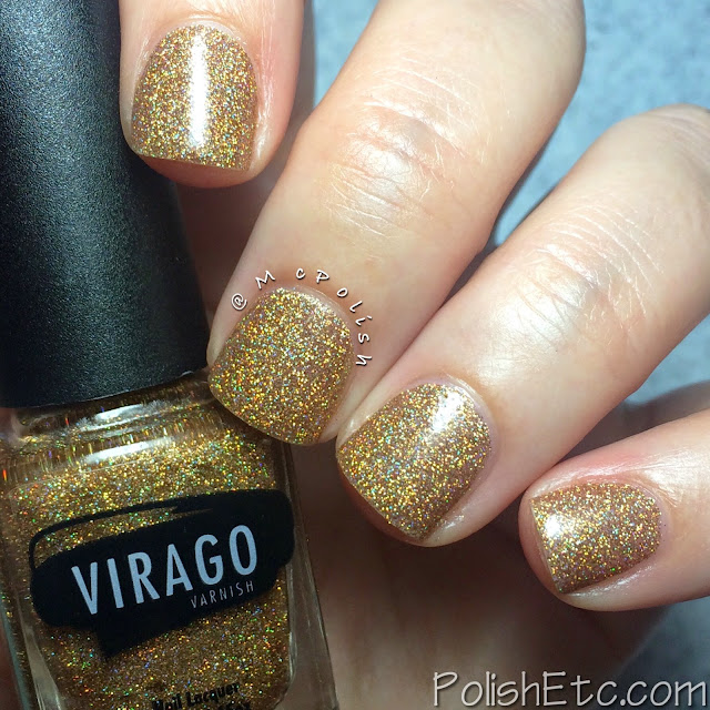 Virago Varnish - Enchanting Sirens - McPolish - MELODY
