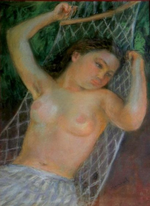 Pierre Deval 1897-1993 | French Figurative painter