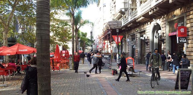 Praça da Matriz | Cidade Velha | Montevidéu