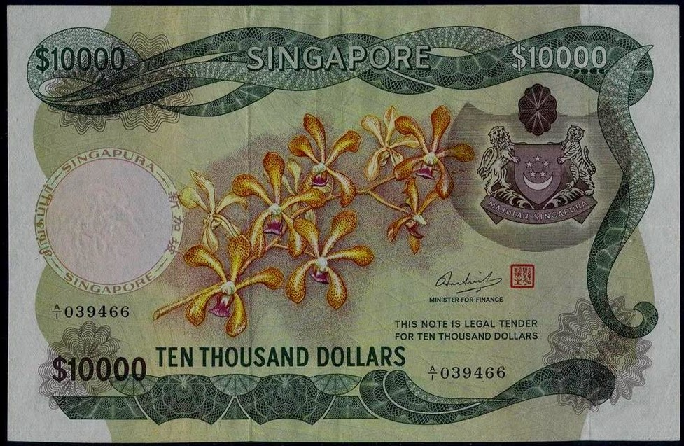 Old Singapore Dollars Related Keywords & Suggestions - Old