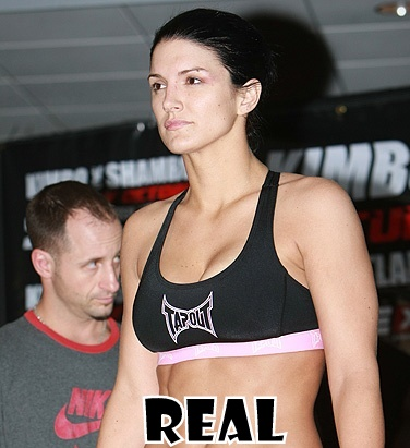 Gina Carano Plastic Surgery Before And After Nose Jobs And