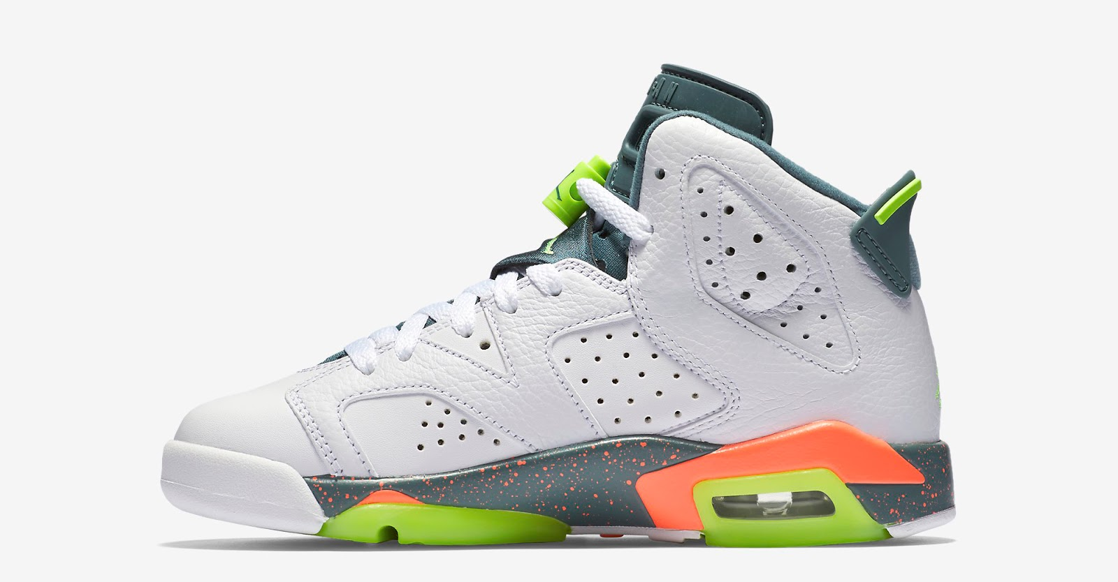 93670b80750044 ... mango white ghost green 6a4a4 98c68  new arrivals ajordanxi your 1  source for sneaker release dates air jordan 6 retro gs white