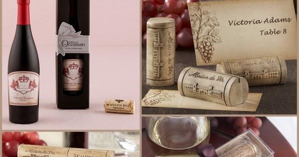 Best 28 Most Popular Wedding Favors Hotref Winery
