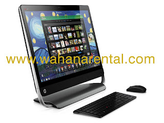 pusat sewa rental komputer di Manado, sewa pc all in one Manado