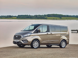 سيارات فورد 2018 - Ford Tourneo Custom 2018