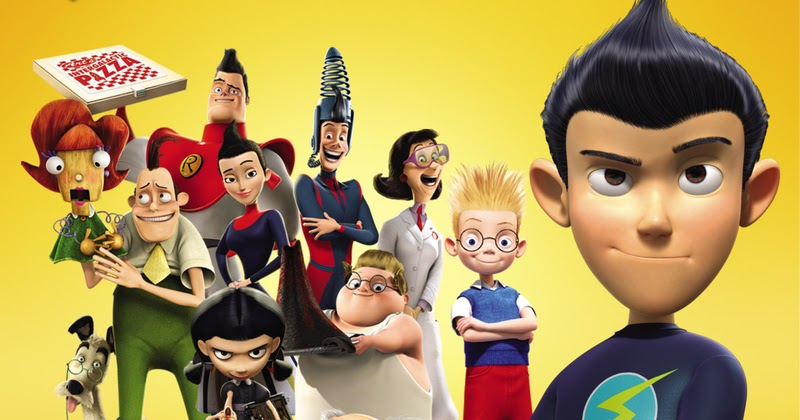 watch meet the robinsons movie online