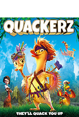 Quackerz (2016) BDRip 1080p Latino AC3 2.0 / ingles DTS 5.1