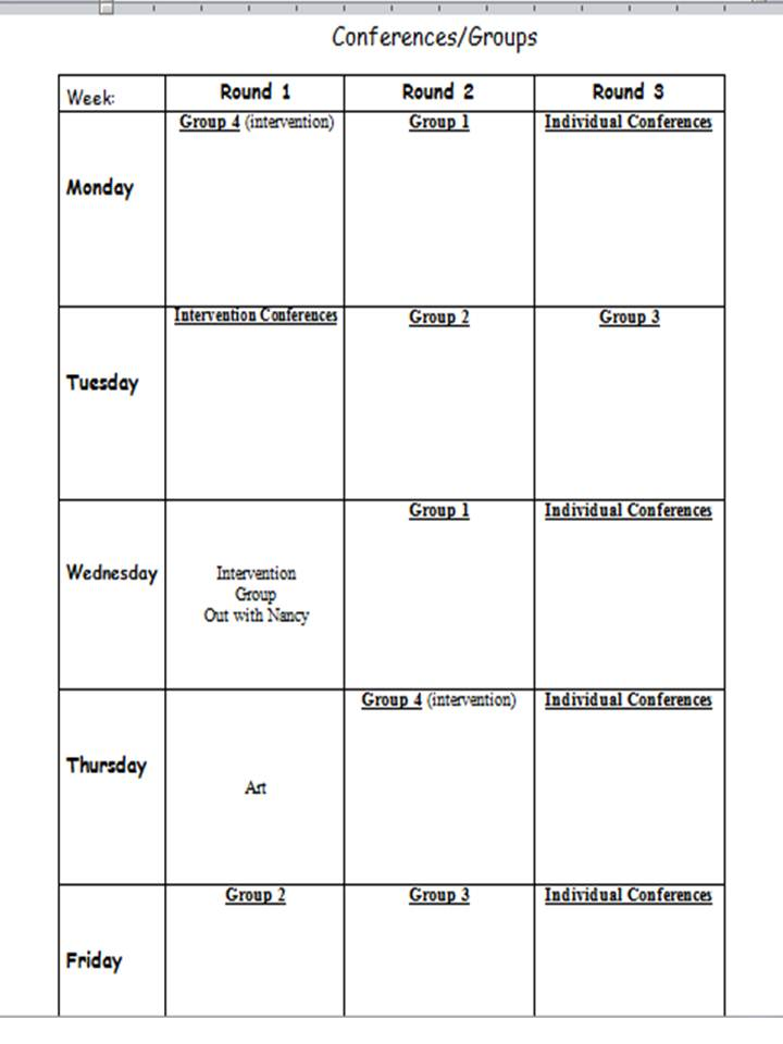 Common Core Whole Group Reading Lesson Plan Template For First Grade - sample guided reading lesson plan template