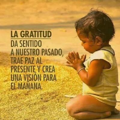 Resultado de imagen para ser agradecido