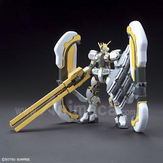 Atlas Gundam RX-78AL Gundam THUNDERBOLT Ver. HG 1/144 Model Kit Mobile Suit Gundam THUNDERBOLT