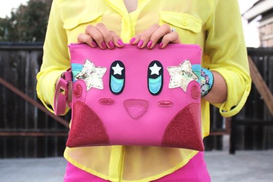Kirby purse