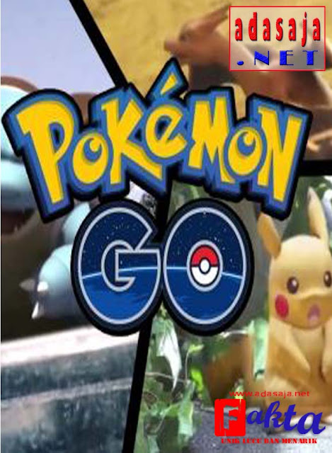 akibat dan dampak buruk bermain games pokemon go