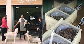 Ήρθε στην Ελλάδα ο πρώτος φούρνος μόνο για σκύλους