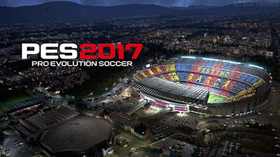 PES 2017 Original Start Screen For PES 2016 by MT Games 1991