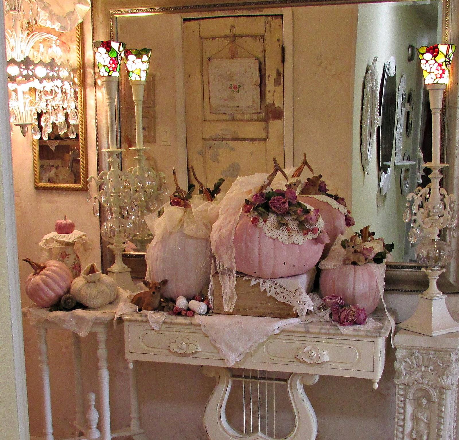 romantizm-vintage-dekorasyon-kabak-pembe