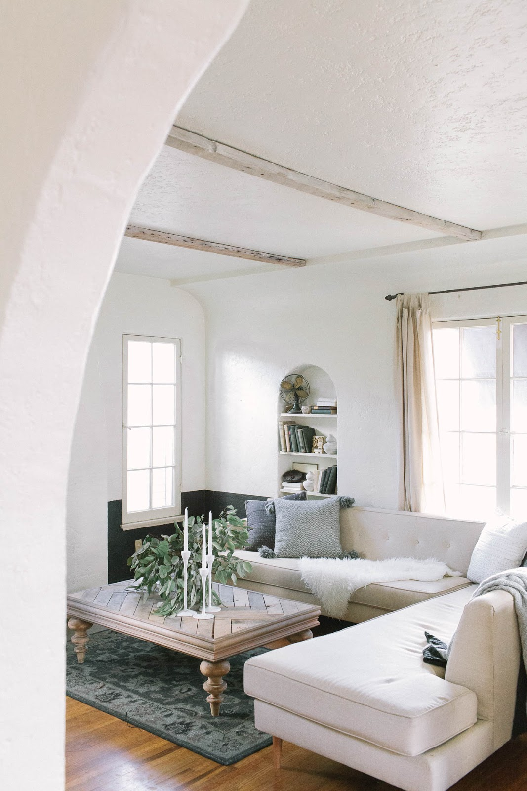 A Charming Bungalow In Los Angeles: LE BLOG MADEMOISELLE: A CHARMING COTTAGE IN CALIFORNIA