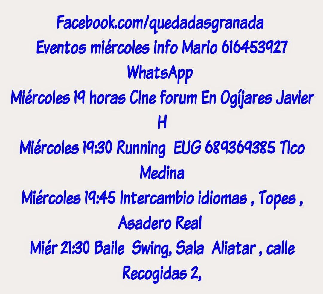 Extragrupo Granada Cultura, senderismo, eventos, amistad, unete