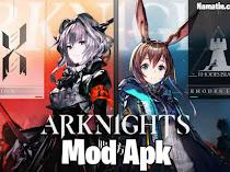 Download Arknight Mod Apk Android Terbaru
