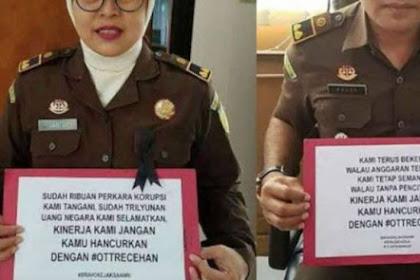 Pesan #OTTRecehan, Kejaksaan Kritik KPK?