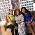 BBNaija's Nina Pictured On Movie Set With Moyo Lawal And Ruth Kadiri