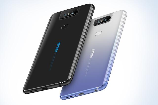 A Asus apresentou seu novo smartphone Zenfone 6.