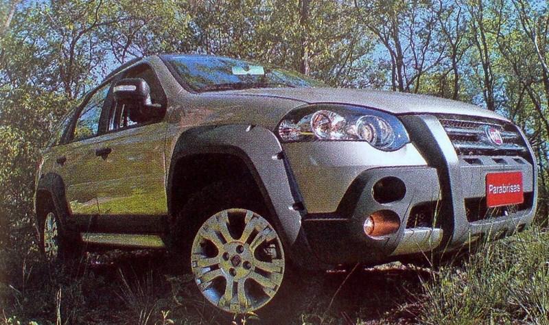 Prueba Fiat Adventure Locker 1 8 Testeados Pruebas Y