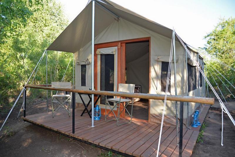 Wild Olive Tree Camp Kruger Park